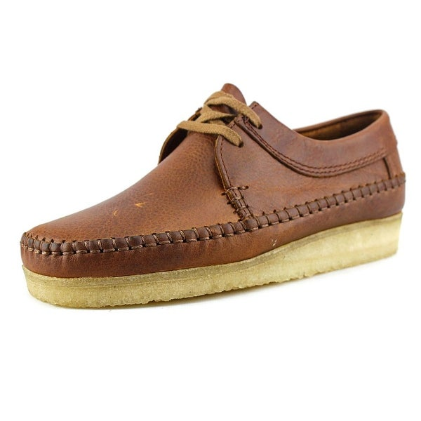 Clarks Originals Weaver Men   Leather  Moccasins