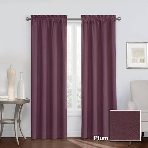 Eclipse Canova Room-Darkening Window Curtain Panel