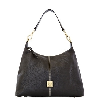 Dooney & Bourke Pebble Grain Juliette Hobo (Introduced by Dooney & Bourke at $268 in Jun 2013) - black black