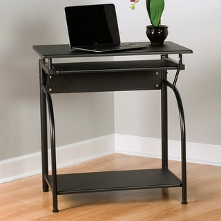 Link to 50-1001 Stanton Computer Desk with pullout keyboard tray Similar Items in Home Office Furniture
