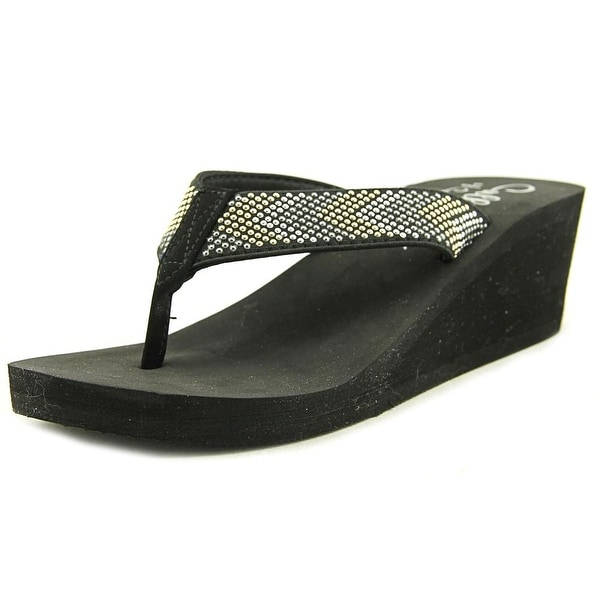 Callisto Jester Women Black Sandals