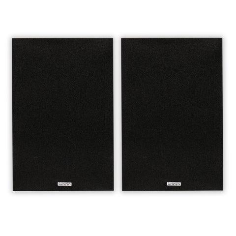 "Acoustic Audio PSS-62 Bookshelf Speakers 150 Watt 6.5"" 2 Way Home Audio Pair"