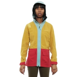 La Sportiva Aura Jacket Basic Jacket Nugget/Red