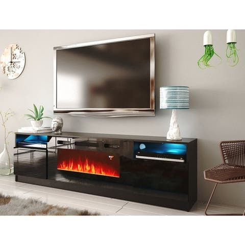Buy Tv Stands Entertainment Centers Online At Overstock Our Best Living Room Furniture Deals
