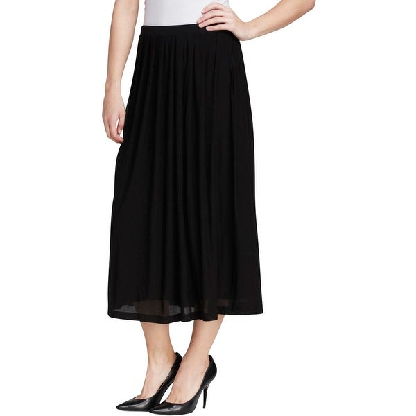8df896228 Shop Eileen Fisher Womens Maxi Skirt Silk Long - Free Shipping Today -  Overstock - 13063087