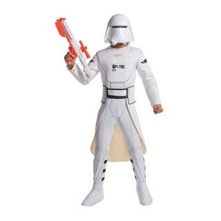 Kids Deluxe Snowtrooper Star Wars Halloween Costume