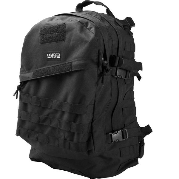 Barska Loaded Gear GX-200 Tactical Backpack - Black BI12022