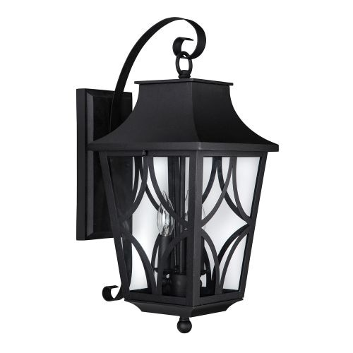 "Park Harbor PHEL1402 Altimeter 10"" Wide 3 Light Outdoor Wall Sconce - Thumbnail 0"
