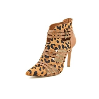 Jessica Simpson Carlin 2 Pointed Toe Suede Heels