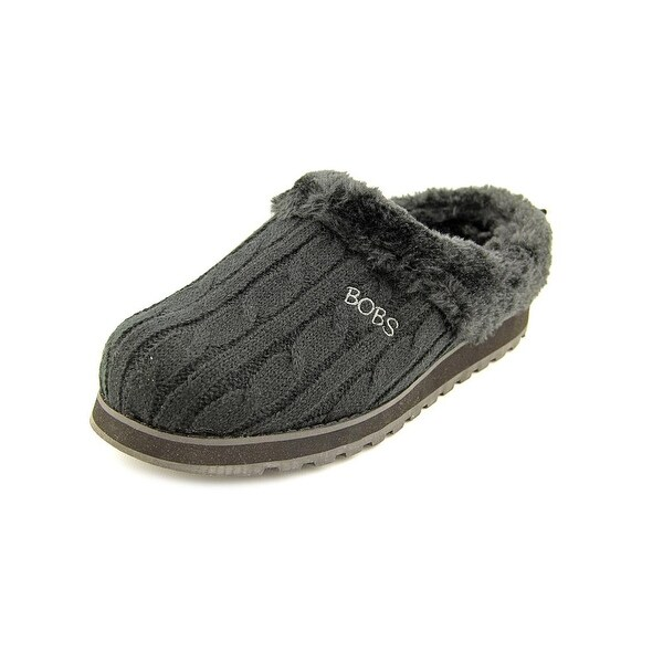 Bobs by Skechers Keepsakes-Delight-Fall   Round Toe Canvas  Slipper