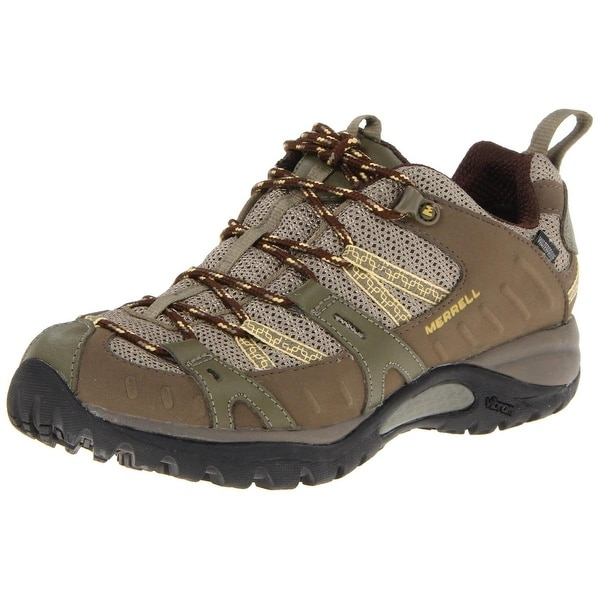 Merrell Womens Siren Sport 2 Hiking, Trail Shoes Leather Waterproof