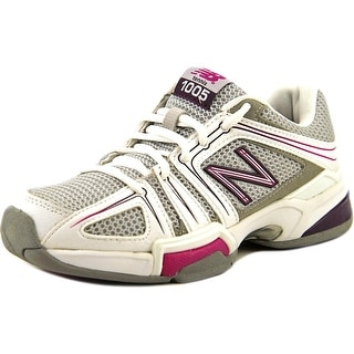 New Balance WC1005 Women D Round Toe Synthetic Sneakers