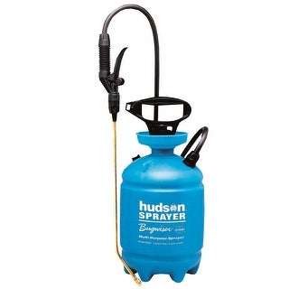 Hudson 65222 Bugwiser Poly Sprayer, 2 Gallon