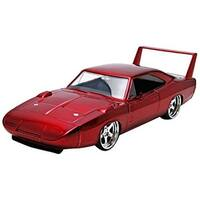 Fast & Furious 1:24 Die-Cast Vehicle: '69 Dodge Charger Daytona - Multi