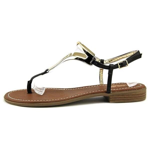 Carlos by Carlos Santana Womens Fiana Split Toe Casual Slide Sandals