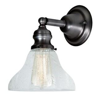 "JVI Designs 1210 S11-CB Bell Single Light 10"" High Wall Sconce"