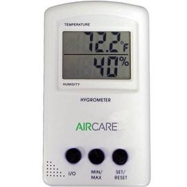 Essick Air 1990 Hygrometer/Thermometer, White