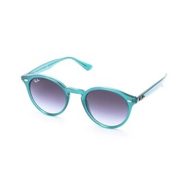 Ray-Ban Classic Circular Sunglasses Teal - Blue - Small