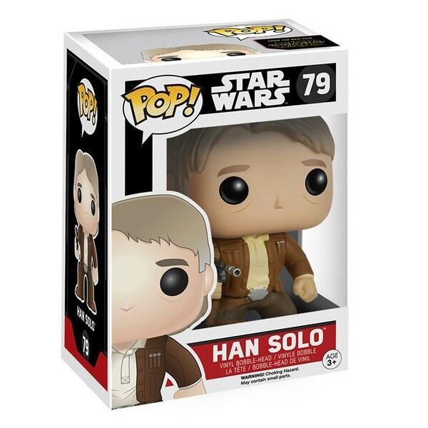 Star Wars: The Force Awakens Funko POP Vinyl Figure: Han Solo - multi