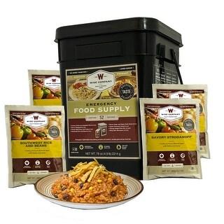 Wise foods 01-152 wise foods 01-152 prepper pack emergency meal kit bucket
