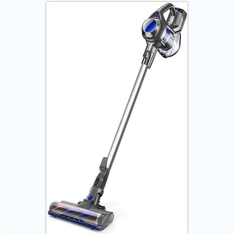 Cordless Vacuum 4 in 1 Powerful Suction Stick Handheld Vacuum Cleaner