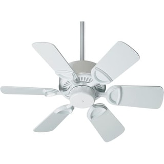 Quorum International Q43306 Indoor Ceiling Fan from the Estate 30 Collection