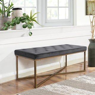 Link to Furniture R Kennardi Upholstered Bench Similar Items in Living Room Furniture