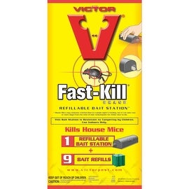 Victor 9 Bait Fast Kill Station