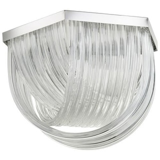 Cyan Design Large Galicia Ceiling Mount Galicia 3 Light Flush Mount Ceiling Fixt