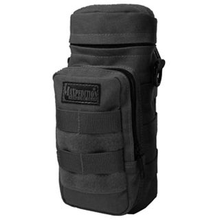 Maxpedition Bottle Holder Black 10 Inch x 4 Inch - MX0325B