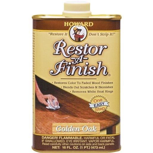Howard Products Gldn Oak Restor-A-Finish RF3016 Unit: EACH