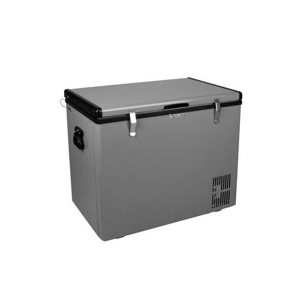 EdgeStar FP861 28 Inch Wide 2.8 Cu. Ft. Portable Fridge/Freezer with 12V DC Power Capability