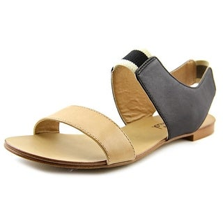 Splendid Cold Water Open-Toe Leather Slingback Sandal