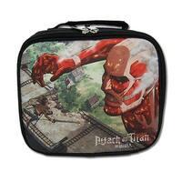Attack on Titan: Titan Lunch Bag - Multi