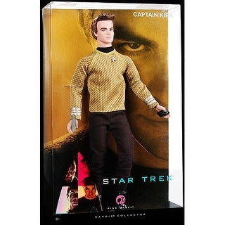 Barbie Pink Label Collection Star Trek Captain Kirk