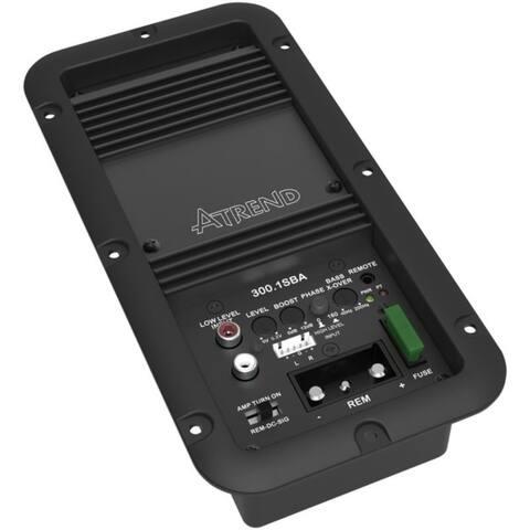 Atrend 300.1SBA 336-Watt Sealed Box Monoblock Class D Amp