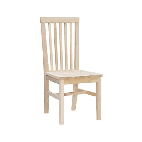 Linon Prentice Side Chair (Set of Two)
