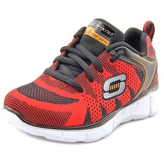 Skechers Equalizer Women Round Toe Canvas Sneakers