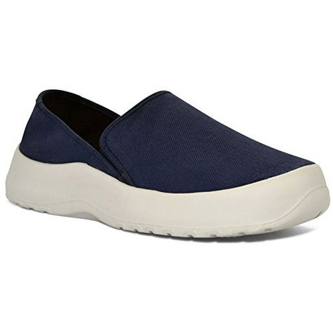 Softscience Drift Canvas Shoe - Blue 9