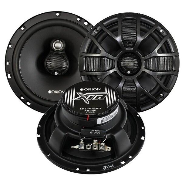 """Orion XTR 6.5"""" 3-Way Coaxial Speaker"""