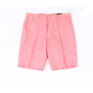 INC NEW Coral Red Mens Size 34 Lightweight Flat Front Linen Shorts|https://ak1.ostkcdn.com/images/products/is/images/direct/fea491e20f66fa7595a6e9d1119486afd81bf6df/INC-NEW-Coral-Red-Mens-Size-34-Lightweight-Flat-Front-Linen-Shorts.jpg?impolicy=medium