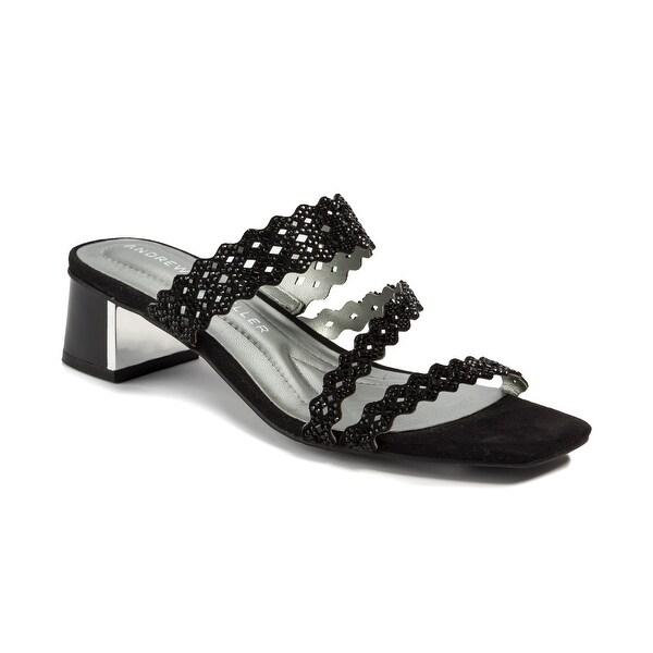 Andrew Geller Vinnie Women's Sandals & Flip Flops Black