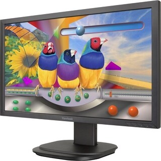 "Viewsonic VG2439SMH Viewsonic VG2439Smh 24"" LED LCD Monitor - 16:9 - 6.50 ms - 1920 x 1080 - 16.7 Million Colors - 250 Nit"