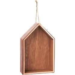 """House - Copper Hanging Shadow Box 7.5"""""""