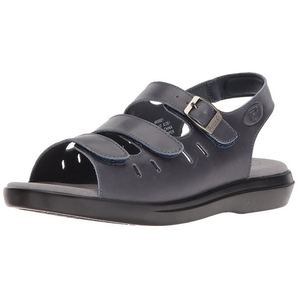 Propét Womens breexe Open Toe Casual Sport Sandals