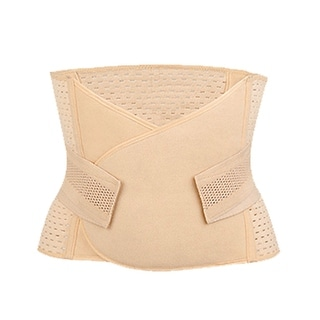One Size Postpartum Shaping Tummy Belly Shaper Girdle Shapewear Vest Belt
