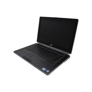 "Dell Latitude E6420 14.0"" Gunmetal Gray Refurb Laptop - Intel i5 2nd Gen 2.5 GHz 4GB SODIMM DDR3 480GB SSD DVD-ROM Win 10 Pro"