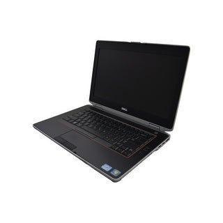 "Dell Latitude E6420 14.0"" Standard Refurb Laptop - Intel i5 2410M 2nd Gen 2.3 GHz 8GB SODIMM DDR3 SATA 500GB DVD-RW Win 10 Home"