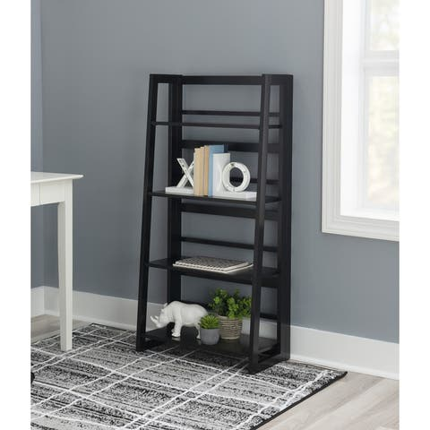 Linon Dakin Folding Bookcase