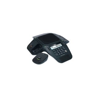 VTech ErisStation VCS704 Wireless Conference Speakerphone w/ 2 Line Backlit LCD